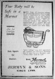 1926 Apr 9th Jermyn & Sons