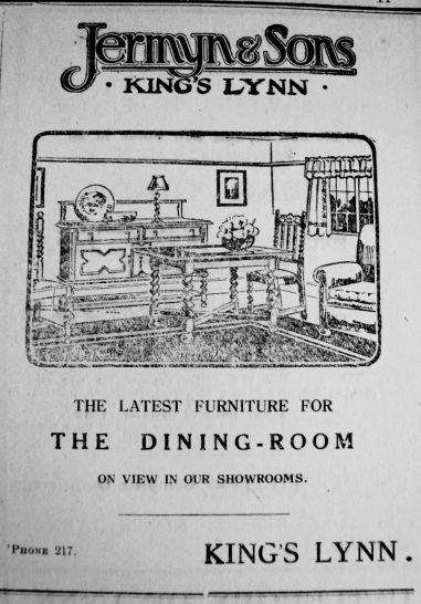 1926 Mar 12th Jermyn & Sons
