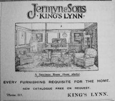 1927 Aug 26th Jermyn & Sons