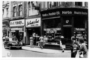Heath & Heather street scene 60s (Rob Hall) 02