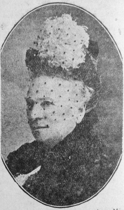 1929 Feb 22nd obit Mrs Kendrick