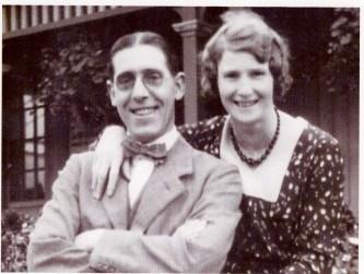 Walter Thomas & Violet Kate Hall (Rob Hall)