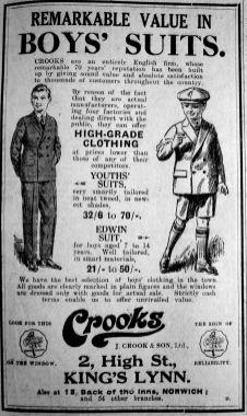 1927 Mar 25th Crooks