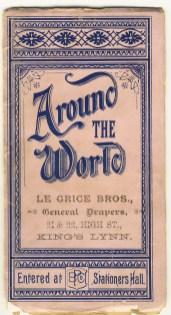 1891 ad calendar Le Grice Bros (Barbara Le Grice)