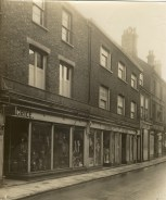 1931 (about) shopfront replacement (Barbara Le Grice)