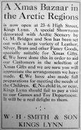 1911 Dec 8th W H Smith gscale