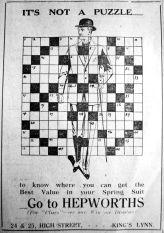 1925 Mar 13th Hepworths