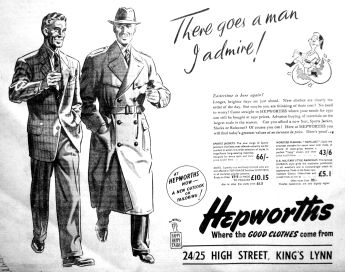 1951 Mar 16th Hepworths