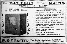 1934 June 11th W & F Easter