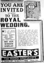 1934 Nov 16th W & F Easter