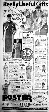 1934 Dec 14th Foster Bros