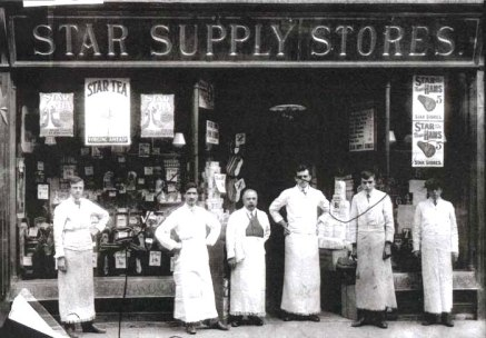 1900 (approx) Star Supply Stores 37 High St