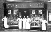 1900 (approx) Star Supply Stores 37 High Street
