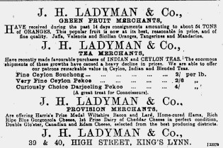 1889 Feb 16th Ladyman 39 & 40