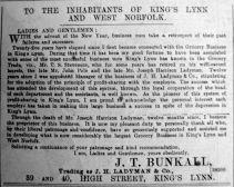 1890 Jan 4th Ladymans