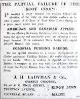 1903 Nov 20th Ladymans