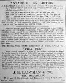 1905 Jan 27th Ladymans