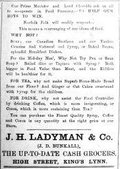 1917 Oct 19th Ladymans