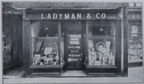 1930s Ladymans Archive (Ashley Bunkall) 0440