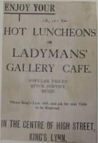 1934 October 10th Ladymans Archive (Ashley Bunkall)