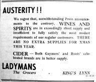 1945 Dec 14th Ladymans
