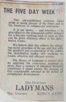 1947 Jan 11th Ladymans Archive (Ashley Bunkall)