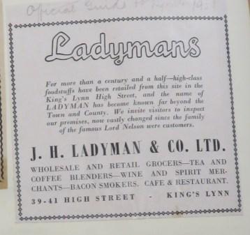 1951 Lynn Guide Ladymans Archive (Ashley Bunkall)