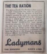 1952 Ladymans Archive (Ashley Bunkall)