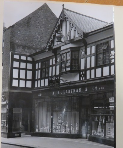 1959 Before alterations Ladymans Archive (Ashley Bunkall) 0400