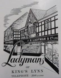 1959 Ladymans Archive (Ashley Bunkall)
