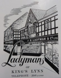 1959 Ladymans Archive (Ashley Bunkall)