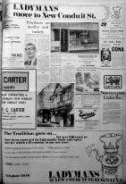 1969 June 10th Ladymans leaving High Street 2