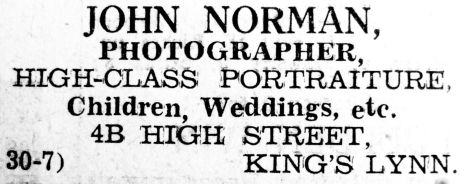 1946 June 21st John Norman