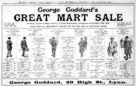 1923 Feb 9th George Goddard @ No 49