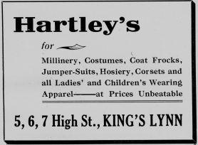 1930-31 Hartleys 5,6 & 7