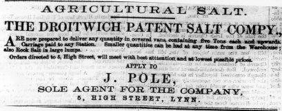 1869 April 10th J Pole