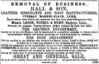 1896 17th June Hall & Son 5