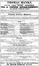1845 Sept 20th Thomas Banks @ 50