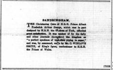 1896 Feb 29th Chas Winlove Smith @ No 50