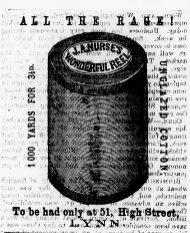 1875 Oct 2nd J A Nurse