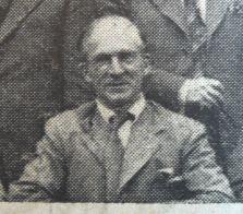 1940 Aug 16th F E Hares