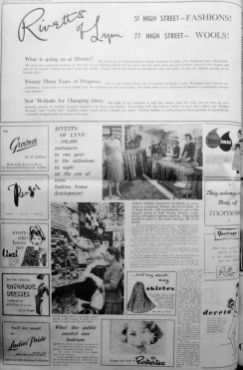 1959 Oct 27th Rivetts of Lynn