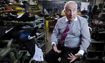 2002 John Timpson chief executive Timpsons