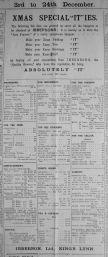 1921 Dec 2nd Ibberson