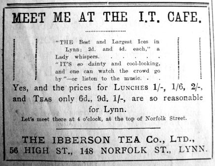 1923 July 13th IT Cafe