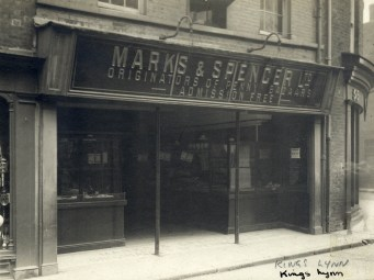 1910s No 57 High St (M & S Archives)