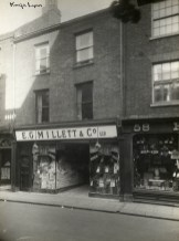 1930 Nos 58 and 59 High Street acquired (M & S Archive)