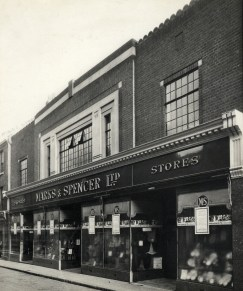 1937 approx Nos 57-59 High Street (M & S Archive)