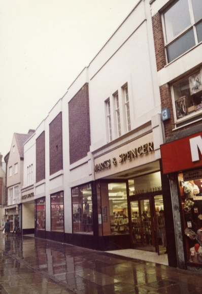 1983 M & S Norfolk Street (M & S Archives)
