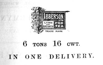 1906 June 1st Ibberson